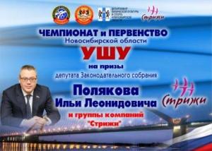 17-18 декабря состоится Чемпионат и Первенство Новосибирской области, Первенство города, а также турнир «Надежда Сибири»
