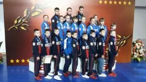 С 23 по 28 февраля в Москве прошёл чемпионат и первенство России по ушу (дисциплина таолу).
