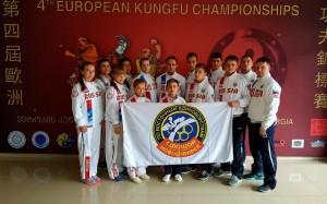 с 13 по 21 мая в столице Грузии г. Тбилиси прошел Чемпионат и Первенство Европы по трем дисциплинам: юнчунцюань (традиционное цюаньшу, винчун), цинда (ограниченный контакт), а также по традиционному ушу.