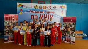 27-28 мая прошел Городской турнир, посвященный Дню защиты детей.