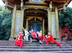 В городе Эмейшань китайской провинции Сычуань завершился VII чемпионат мира по кунгфу (традиционному ушу).