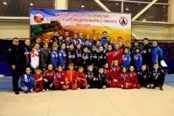 с 13 по 16 января в Красноярске прошел Чемпионат и Первенство Сибирского федерального округа.