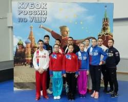 В Москве с 9 по 12 ноября прошел Кубок России и Всероссийские соревнования по ушу. Спортсмены Новосибирска показали достойные результаты.