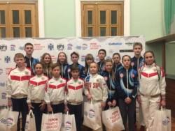 ❄️13 декабря 2019 года в Новосибирской государственной филармонии прошло очередное награждение юных спортсменов в рамках проекта «Герои с нашего двора», 🎁 Памятными подарками и значками @geroisnashegodvora были награждены 18 спортсменов.