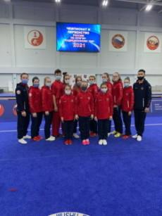 В Москве прошли чемпионат и первенство России по традиционному ушу.