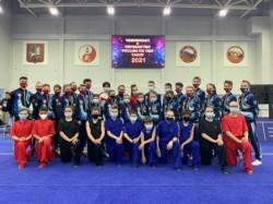 Чемпионат и Первенство России по ушу-таолу прошёл в городе Москве с 29 марта по 3 апреля 2021 года.